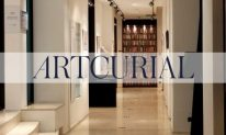 Artcurial Urban art  exhibition