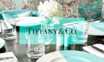 Tiffany's First-Ever Cafe