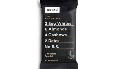 Clean energy bar RXBar