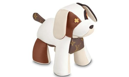 Louis Vuitton Chinese Year Doudou Oscar