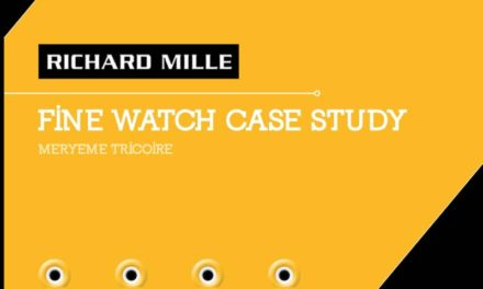 Richard Mille Case Study