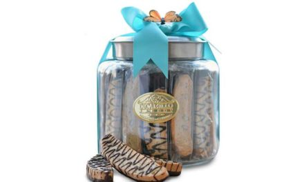 DiCamillo Bakery Easter Jar