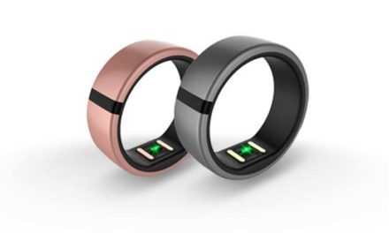 The Fitness Tracker Ring