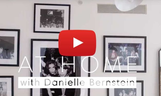 At Home with Danielle Bernstein
