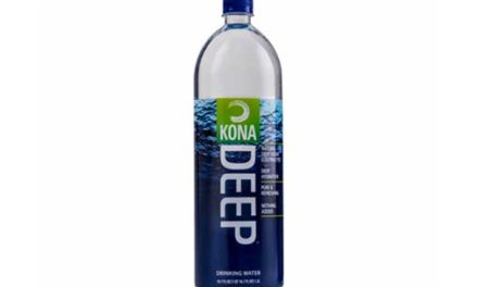 Hawaii Kona Nigari water