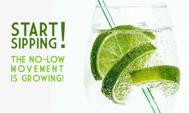 Start Sipping, The No-Low Movement Is Growing!