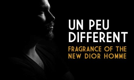 Un peu différent: fragrance of the new Dior Homme